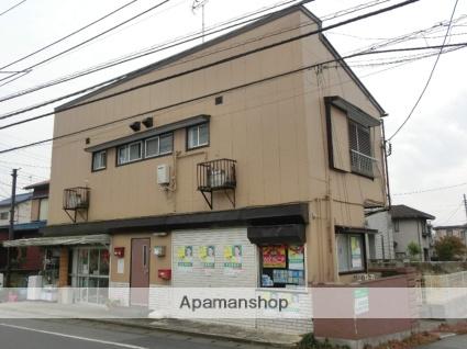 千葉県千葉市若葉区の築52年 2階建の賃貸アパート