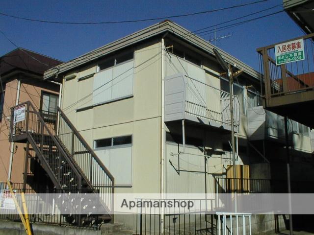 千葉県千葉市若葉区、千葉駅バス8分高品坂下下車後徒歩3分の築36年 2階建の賃貸アパート
