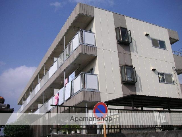 千葉県千葉市若葉区、都賀駅徒歩8分の築28年 3階建の賃貸マンション