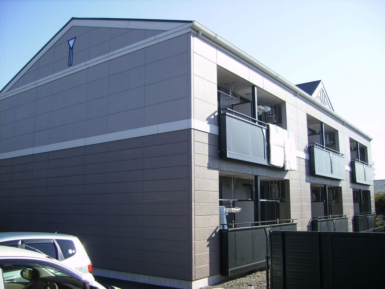 千葉県四街道市、四街道駅徒歩14分の築11年 2階建の賃貸アパート