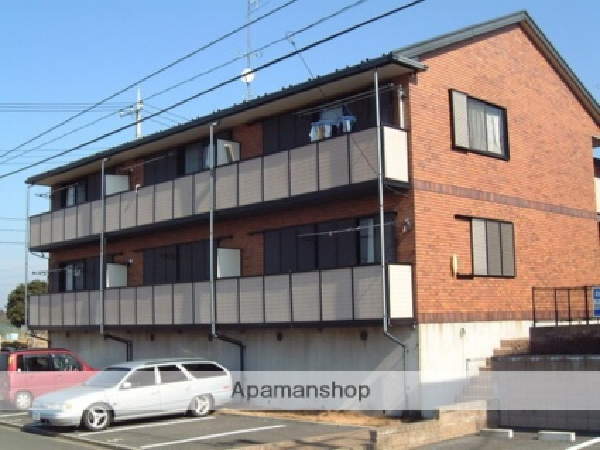 千葉県四街道市、四街道駅徒歩23分の築22年 2階建の賃貸アパート