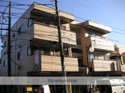 千葉県千葉市若葉区、千城台北駅徒歩3分の築28年 3階建の賃貸マンション