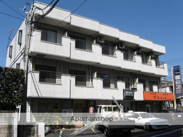 千葉県千葉市中央区、千葉駅徒歩6分の築26年 3階建の賃貸マンション