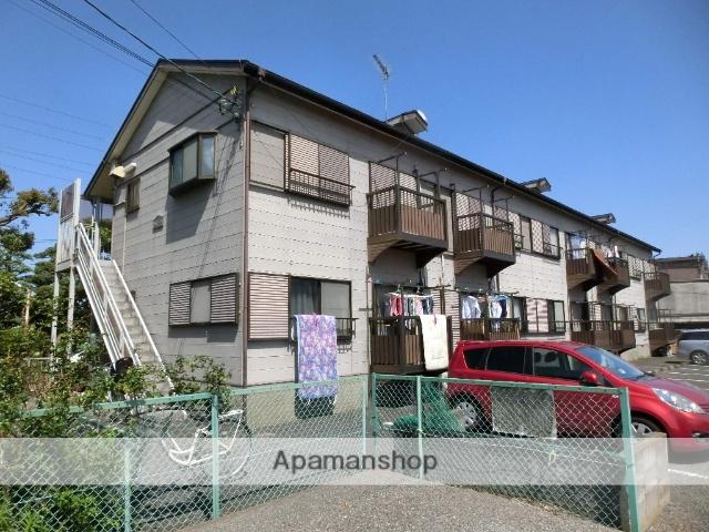 千葉県千葉市若葉区、千葉駅バス25分南二丁目下車後徒歩2分の築24年 2階建の賃貸アパート
