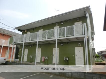 千葉県千葉市若葉区、桜木駅徒歩3分の築23年 2階建の賃貸アパート