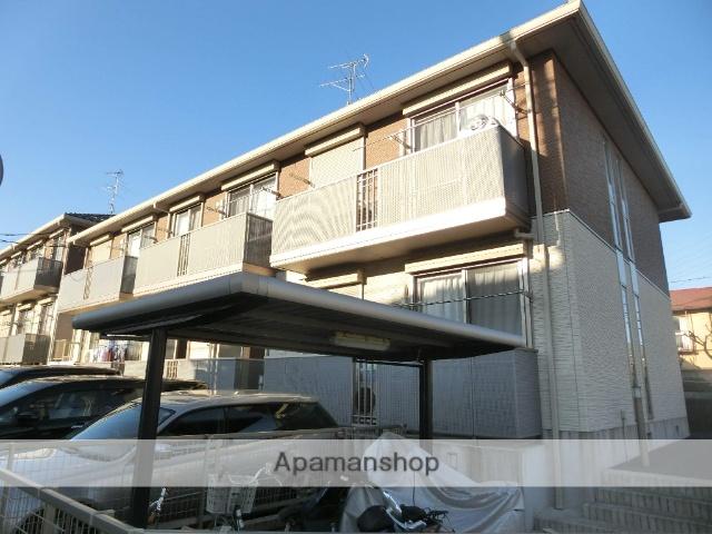 千葉県千葉市若葉区、都賀駅徒歩6分の築7年 2階建の賃貸アパート