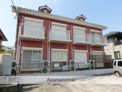 千葉県千葉市若葉区、都賀駅徒歩5分の築23年 2階建の賃貸アパート