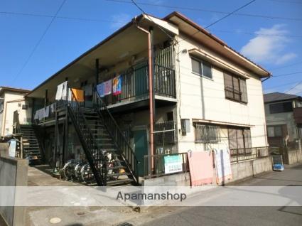 千葉県千葉市若葉区、都賀駅徒歩6分の築33年 2階建の賃貸アパート