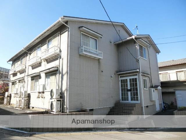 千葉県千葉市若葉区、みつわ台駅徒歩13分の築23年 2階建の賃貸アパート