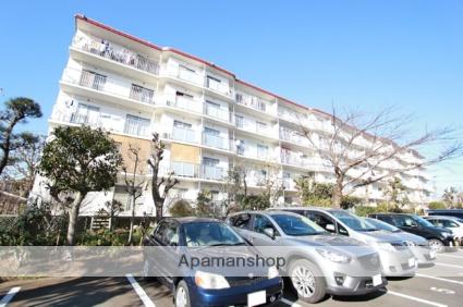千葉県千葉市稲毛区、西千葉駅徒歩22分の築38年 5階建の賃貸マンション