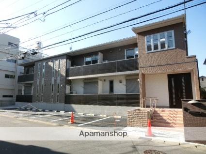 千葉県千葉市若葉区、みつわ台駅徒歩20分の新築 2階建の賃貸アパート