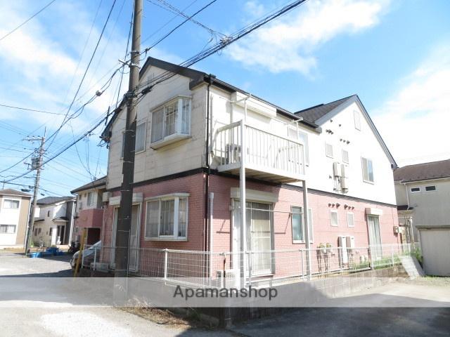 千葉県千葉市若葉区、桜木駅徒歩8分の築23年 2階建の賃貸アパート