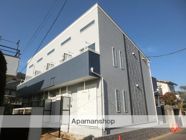 千葉県千葉市若葉区、千城台北駅徒歩4分の新築 2階建の賃貸アパート