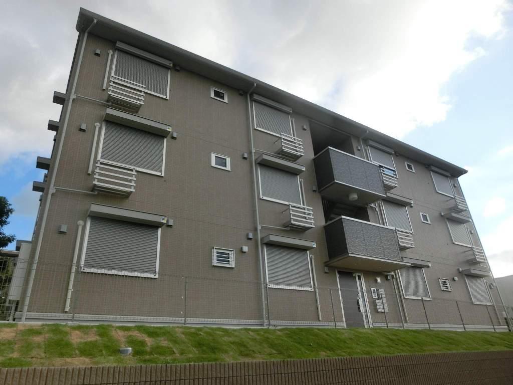 千葉県千葉市若葉区、みつわ台駅徒歩12分の新築 3階建の賃貸アパート
