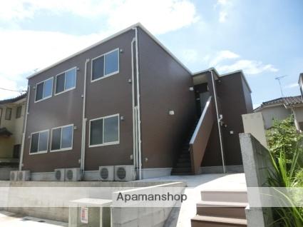 千葉県千葉市若葉区、千城台駅徒歩12分の築1年 2階建の賃貸アパート