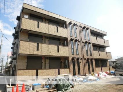 千葉県千葉市若葉区、都賀駅徒歩4分の新築 3階建の賃貸アパート