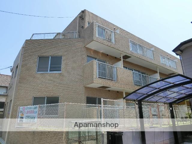 千葉県千葉市若葉区、都賀駅徒歩7分の築29年 3階建の賃貸マンション