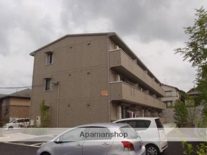 千葉県千葉市稲毛区、千葉駅徒歩30分の築8年 3階建の賃貸アパート