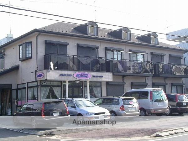 千葉県千葉市若葉区、千葉駅バス20分大宮小下車後徒歩1分の築23年 2階建の賃貸アパート