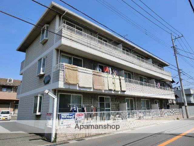 千葉県千葉市中央区、千葉駅バス12分市立病院下車後徒歩2分の築23年 3階建の賃貸マンション