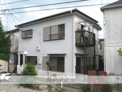 千葉県千葉市中央区、千葉駅バス15分松ヶ丘下車後徒歩4分の築29年 2階建の賃貸アパート