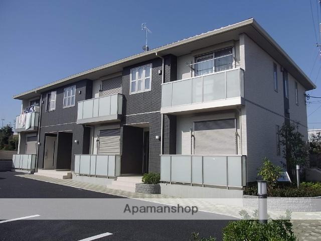 千葉県千葉市若葉区、都賀駅徒歩16分の築4年 2階建の賃貸アパート