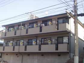 千葉県千葉市稲毛区、稲毛駅徒歩12分の築19年 2階建の賃貸アパート