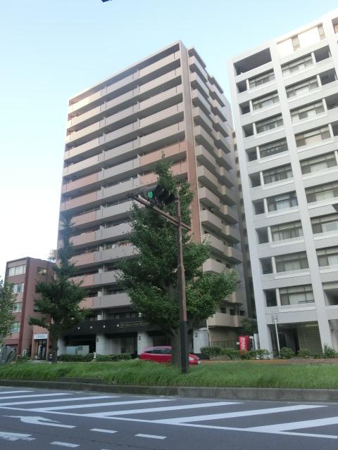 千葉県千葉市中央区、千葉駅徒歩15分の築18年 14階建の賃貸マンション