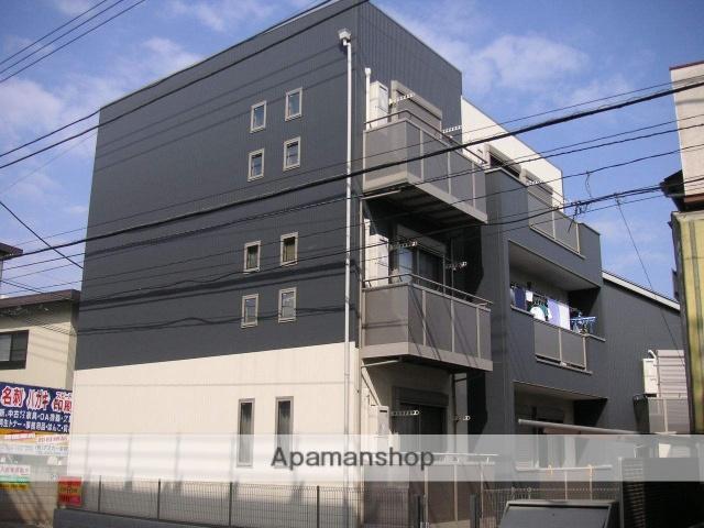千葉県千葉市稲毛区、西千葉駅徒歩19分の築10年 3階建の賃貸アパート
