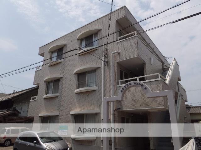 千葉県千葉市中央区、西千葉駅徒歩10分の築26年 3階建の賃貸マンション