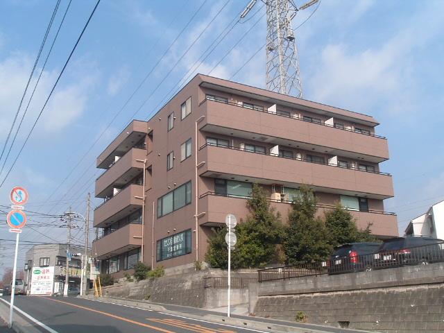 千葉県千葉市若葉区、都賀駅徒歩10分の築23年 4階建の賃貸アパート