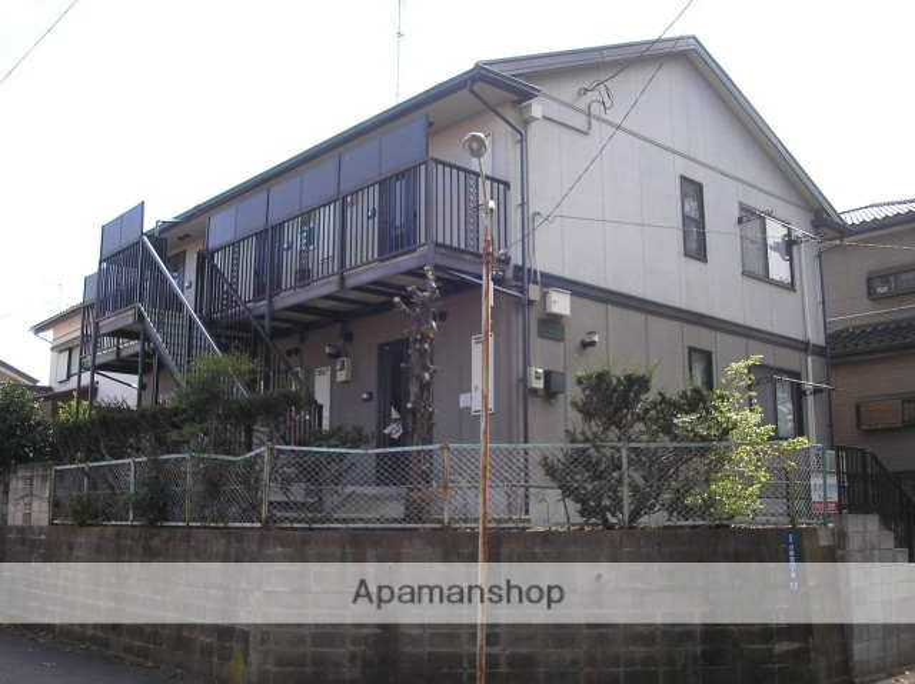 千葉県千葉市若葉区、小倉台駅徒歩3分の築17年 2階建の賃貸アパート