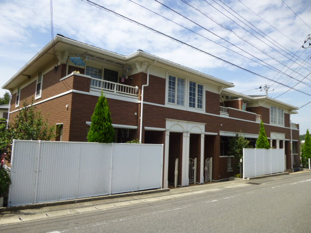 千葉県千葉市中央区、千葉駅バス23分星久喜下車後徒歩2分の築9年 2階建の賃貸アパート