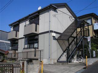 千葉県千葉市中央区、蘇我駅徒歩21分の築18年 2階建の賃貸アパート