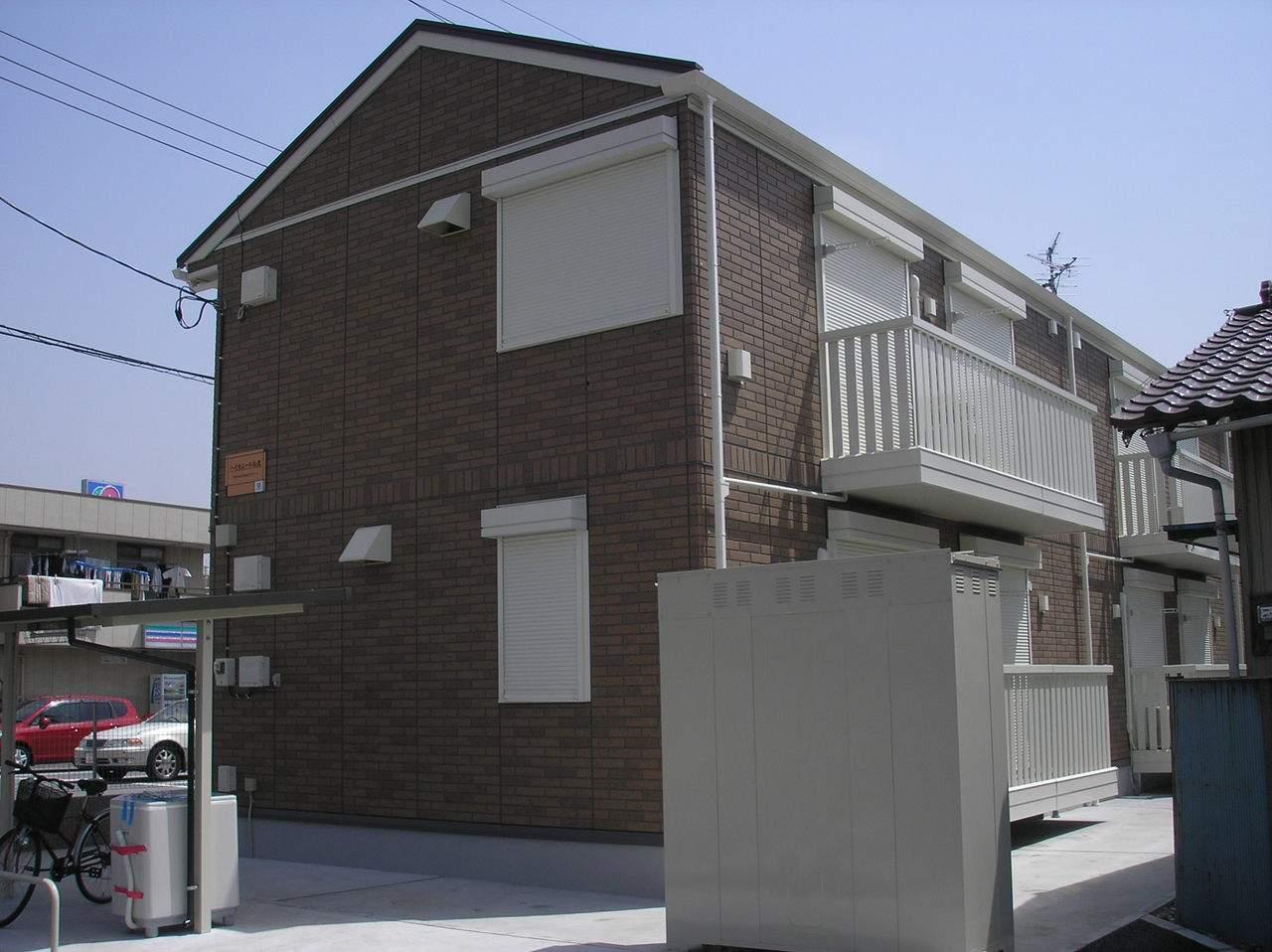 千葉県千葉市稲毛区、スポーツセンター駅徒歩3分の築9年 2階建の賃貸アパート