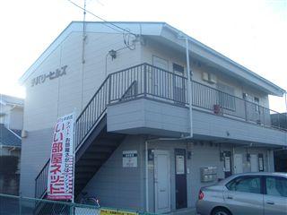 千葉県千葉市若葉区、都賀駅徒歩17分の築25年 2階建の賃貸アパート