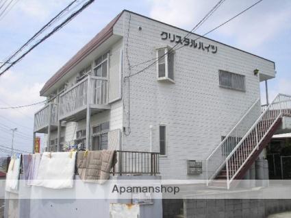 千葉県千葉市若葉区、千葉駅バス7分高品坂下下車後徒歩4分の築28年 2階建の賃貸アパート