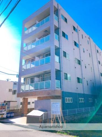 千葉県千葉市中央区、本千葉駅徒歩5分の築5年 5階建の賃貸マンション