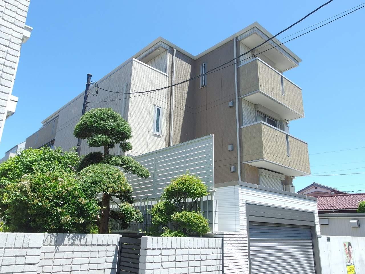 千葉県千葉市中央区、西千葉駅徒歩7分の築4年 3階建の賃貸アパート