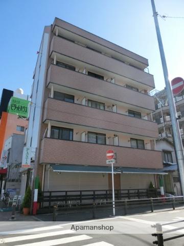千葉県千葉市中央区、千葉駅徒歩18分の築20年 5階建の賃貸マンション
