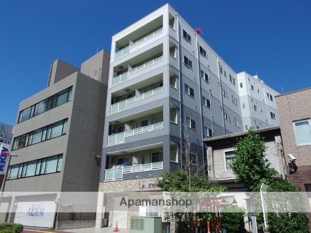 千葉県千葉市中央区、千葉駅徒歩12分の築4年 6階建の賃貸マンション