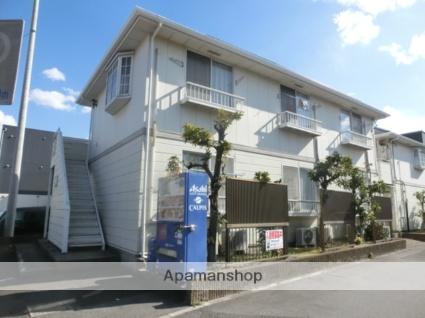 千葉県千葉市中央区、蘇我駅徒歩12分の築24年 2階建の賃貸アパート
