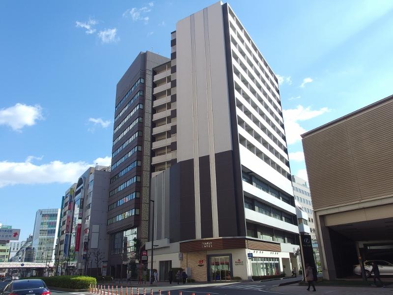 千葉県千葉市中央区、千葉駅徒歩5分の築9年 13階建の賃貸マンション