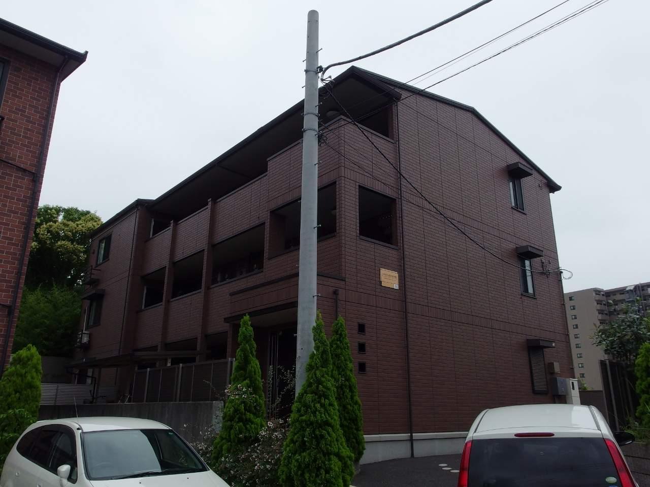 千葉県千葉市中央区、西千葉駅徒歩9分の築13年 3階建の賃貸アパート