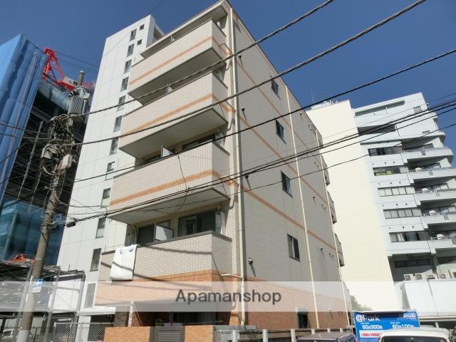 千葉県千葉市中央区、千葉駅徒歩15分の築3年 5階建の賃貸マンション