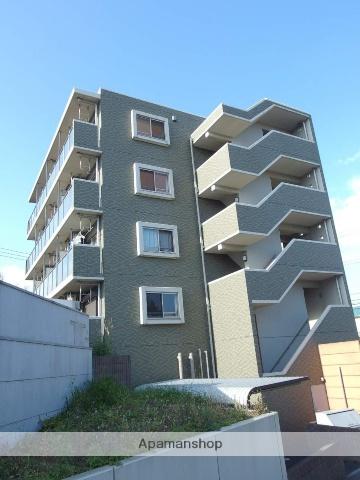 千葉県千葉市中央区、千葉駅徒歩9分の築12年 5階建の賃貸マンション