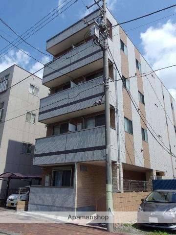 千葉県千葉市中央区、千葉駅徒歩15分の築3年 4階建の賃貸マンション