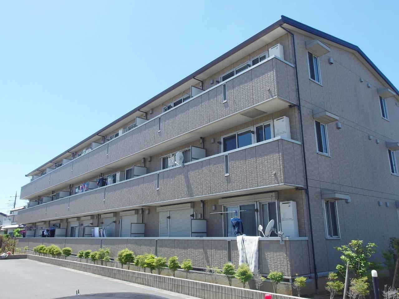 千葉県千葉市稲毛区、西千葉駅徒歩26分の築6年 3階建の賃貸アパート
