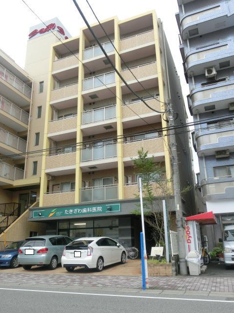 千葉県千葉市中央区、西千葉駅徒歩4分の築11年 6階建の賃貸マンション