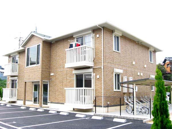 千葉県千葉市稲毛区、天台駅徒歩16分の築8年 2階建の賃貸アパート